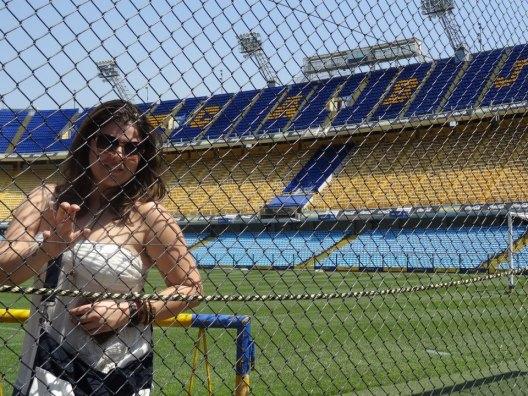 La Bombonera, Estádio do Boca Juniors,  Buenos Aires