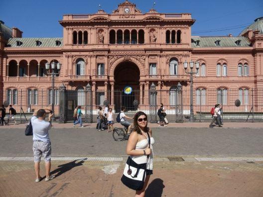 casa rosada plaza de mayo