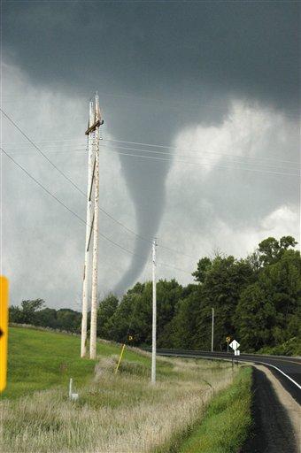 Minnesota-Tornadoes