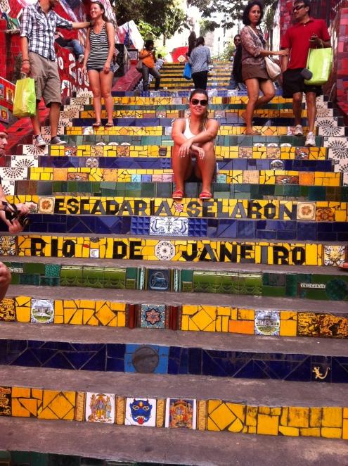 escadaria de selaron