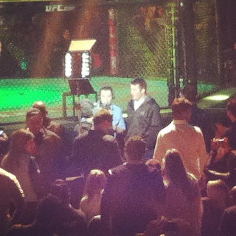 Sonnen UFC