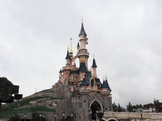 castelo bela adormecida disney paris