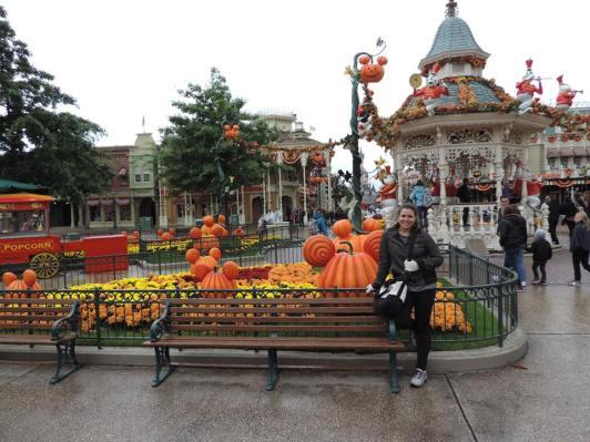 disney paris halloween
