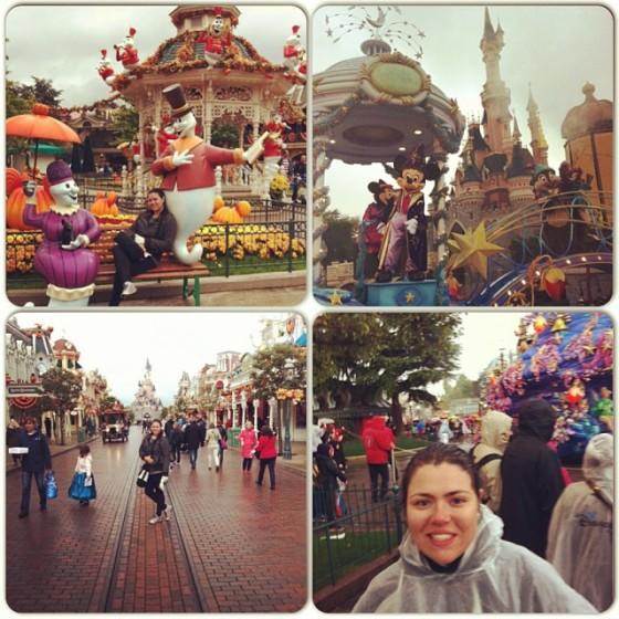 Disney Paris resumo