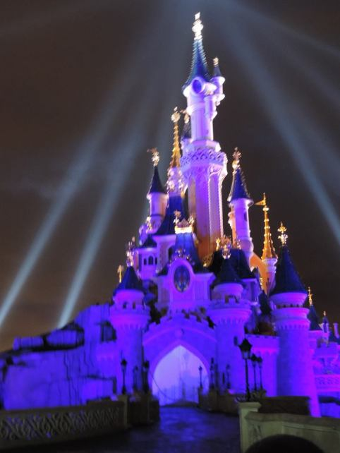 disney paris show