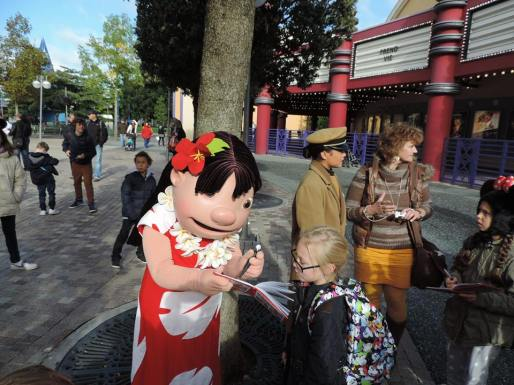 lilo walt disney studio paris
